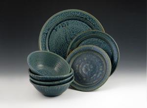 Dinnerware & Gallery « Saltbox Pottery